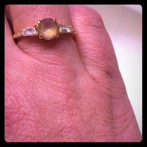 Another gorgeous statement ring available! Size 8
